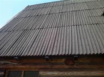 De vanzare Cabana lemn rotund vechi de 17 ani