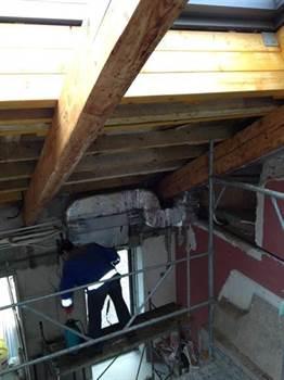 Servicii de restaurare lemn