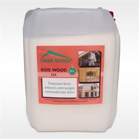 Imaginea Bios Wood 224 10L